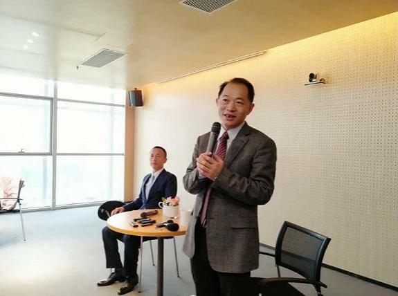 万科总裁祝九胜:我从来没有离开